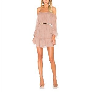 Henriette Dress in Mauve